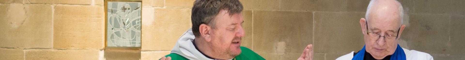 Father Bob Cooper