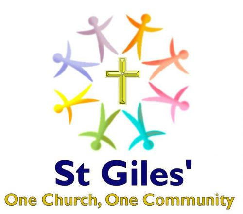 St Giles New Community Logo small