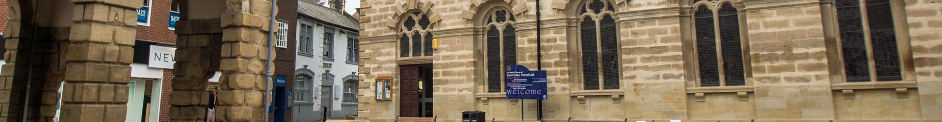 St Giles' Centre